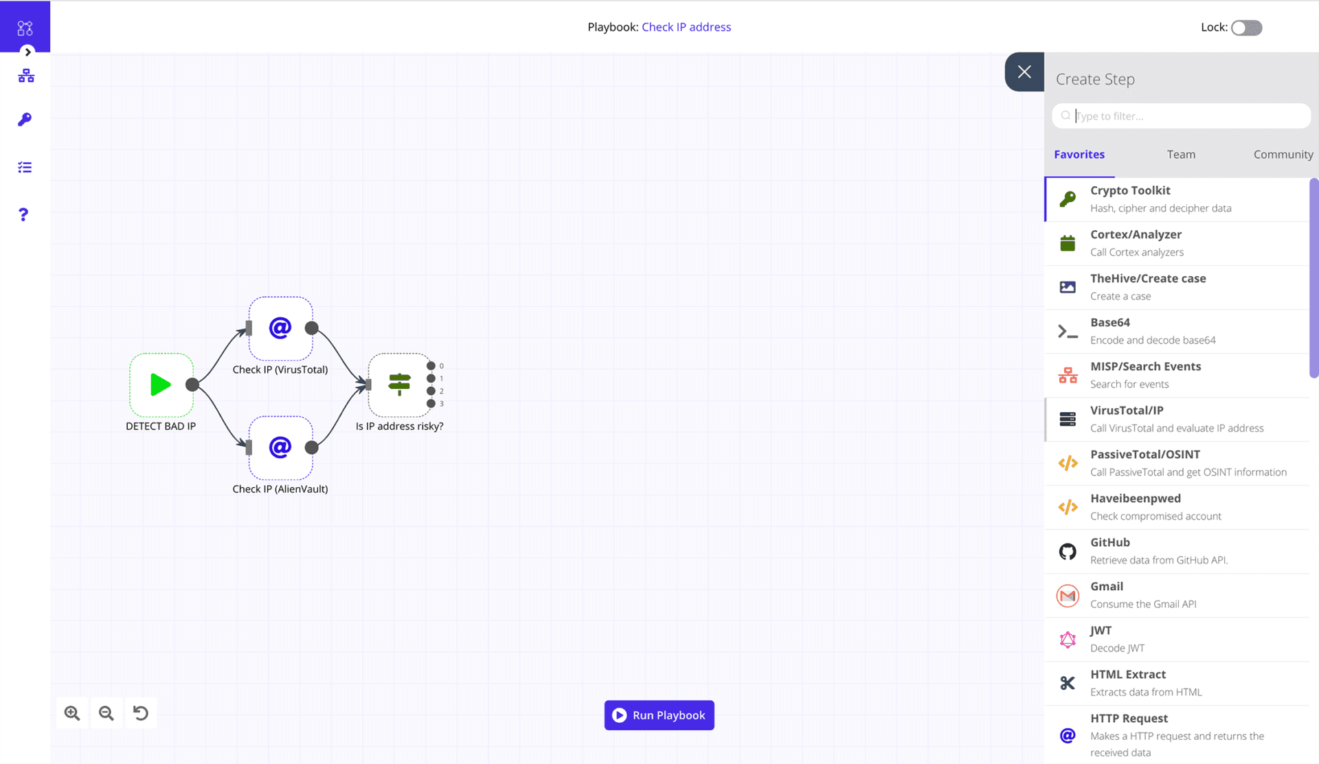 Visually capture and document your security flows